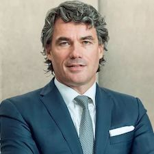Gavin Patterson, Salesforce President and Chief Revenue Officer