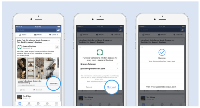 Image result for facebook lead ads