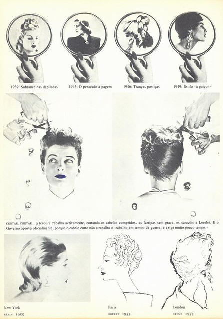 Hair Styles Of The 30s 40s Amp 50s 1939 Plucked