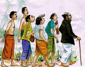 Folk Tales Of Sri Lanka Mahadenamutta Goes In Search Of