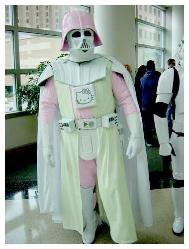 Hello Kitty Darth Vader Sean Flickr