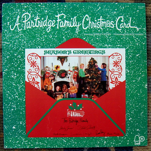 The Partridge Family A Christmas Card ARTIST The