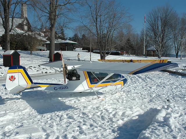 C-IGUG Quad City Challenger II Montebello 28 jan 07 (080 ...