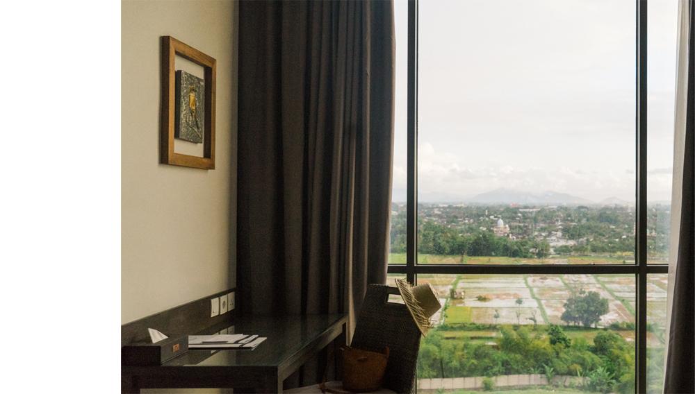 Golden Tulip Hotel View