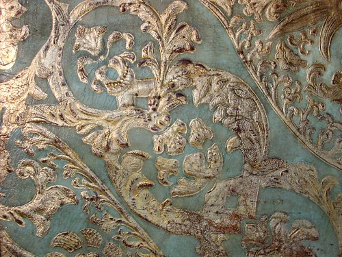 16th Century Wallpaper Still Hanging Strong At Erasmus