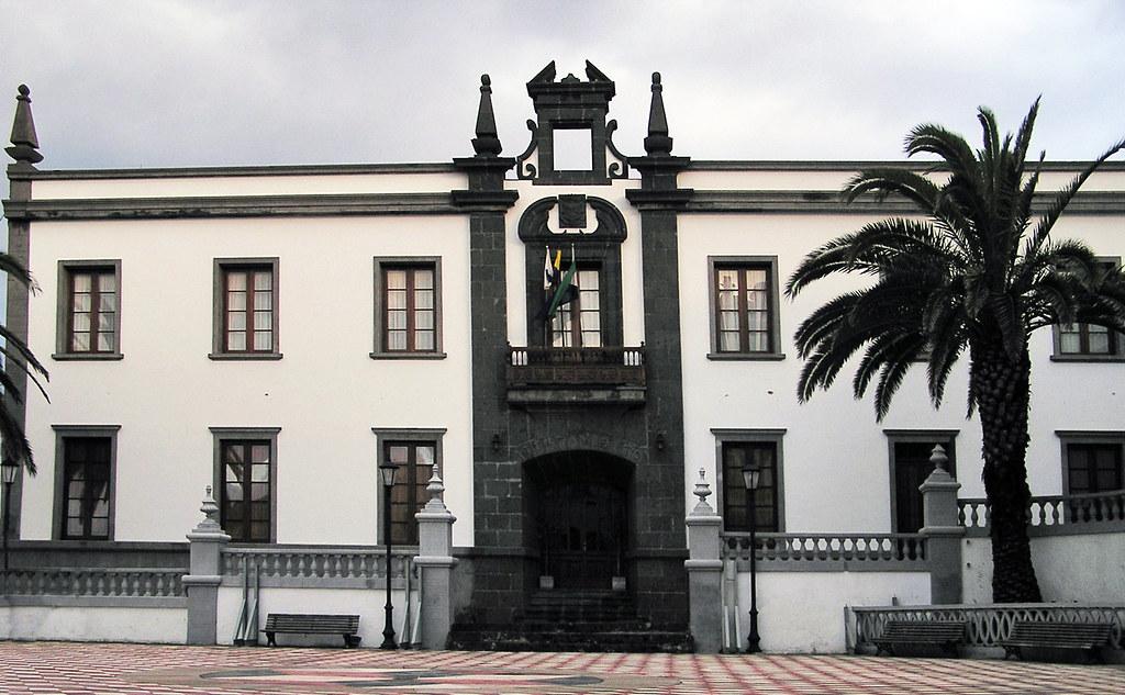 Valverde Ayuntamiento isla de El Hierro