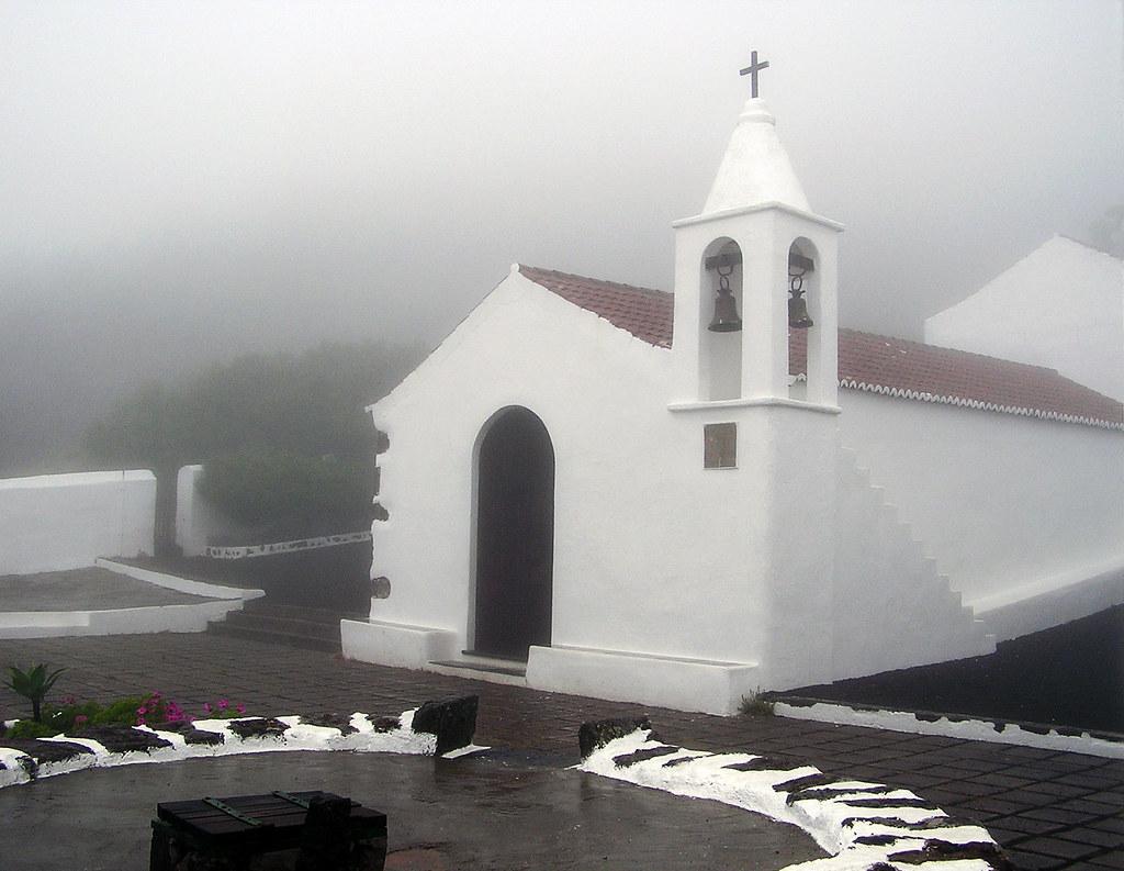 Ermita Nuestra Señora de los Reyes Isla de El Hierro