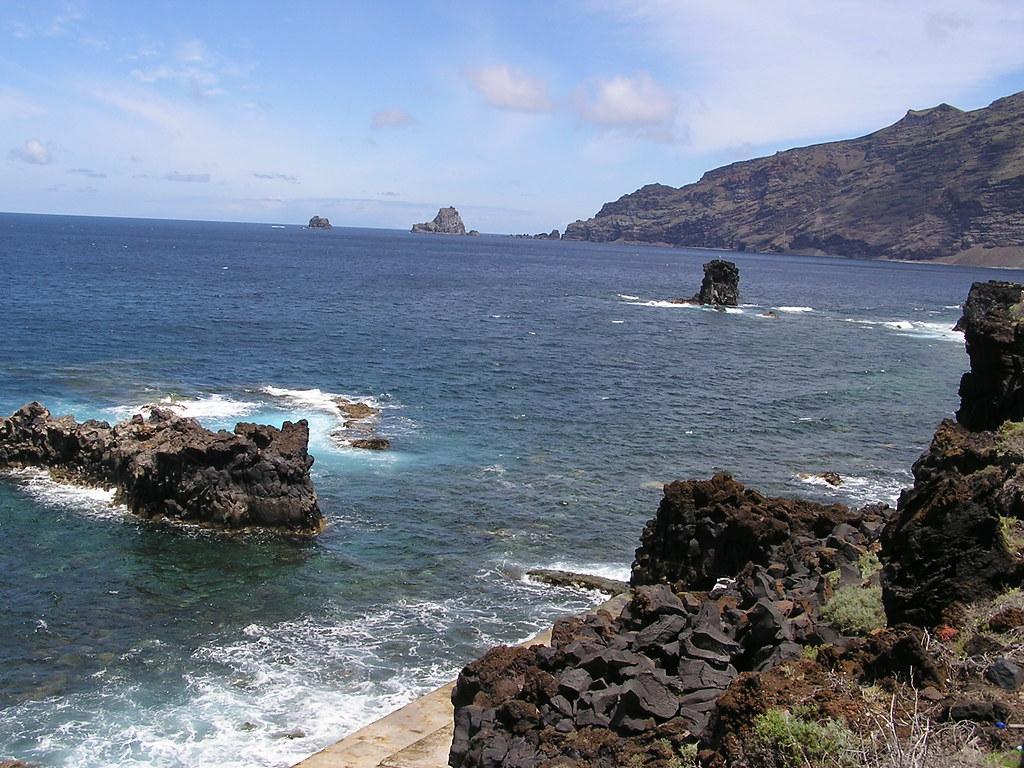 La Maceta piscinas naturales Isla de El Hierro Islas Canarias