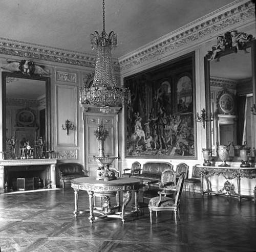 Compeigne France Compiegne Castle Marie Antoinettes
