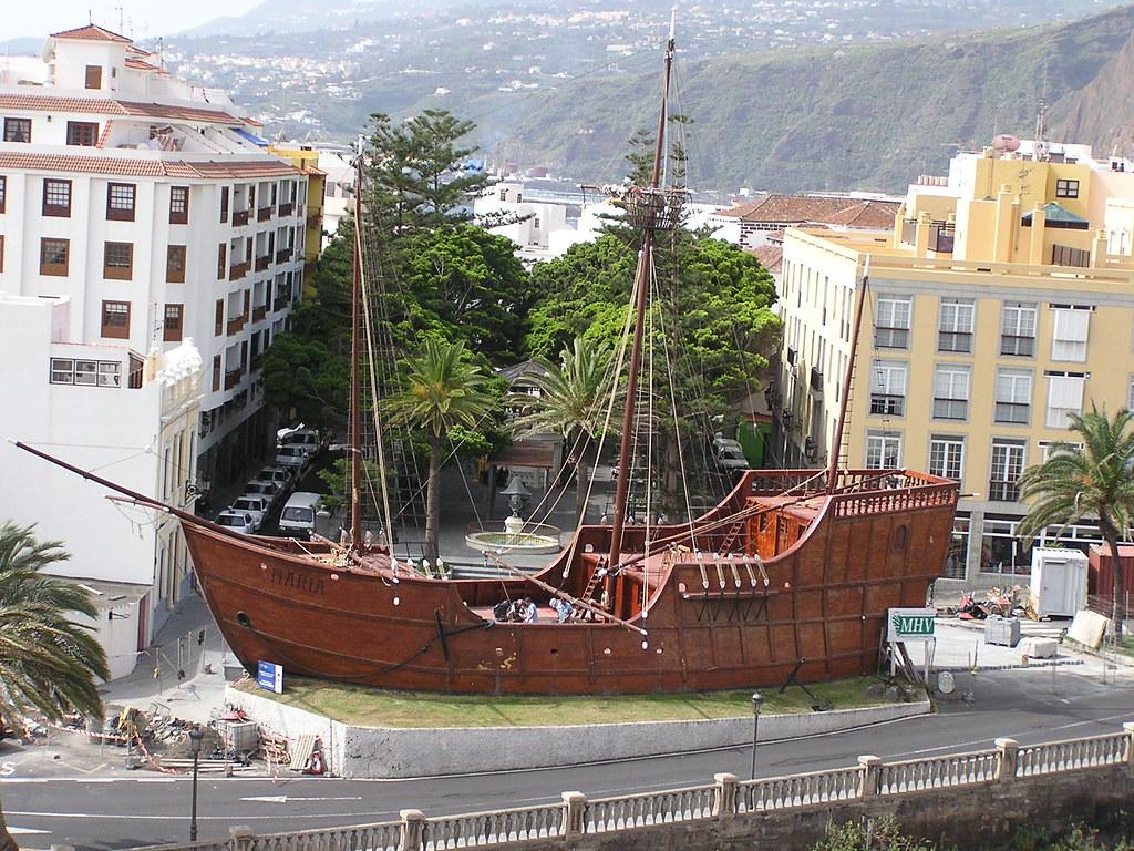 Barco de la Virgen Museo Naval de Santa Cruz de La Palma 04
