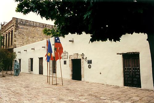 Spanish Governors Palace San Antonio Texas One Of A