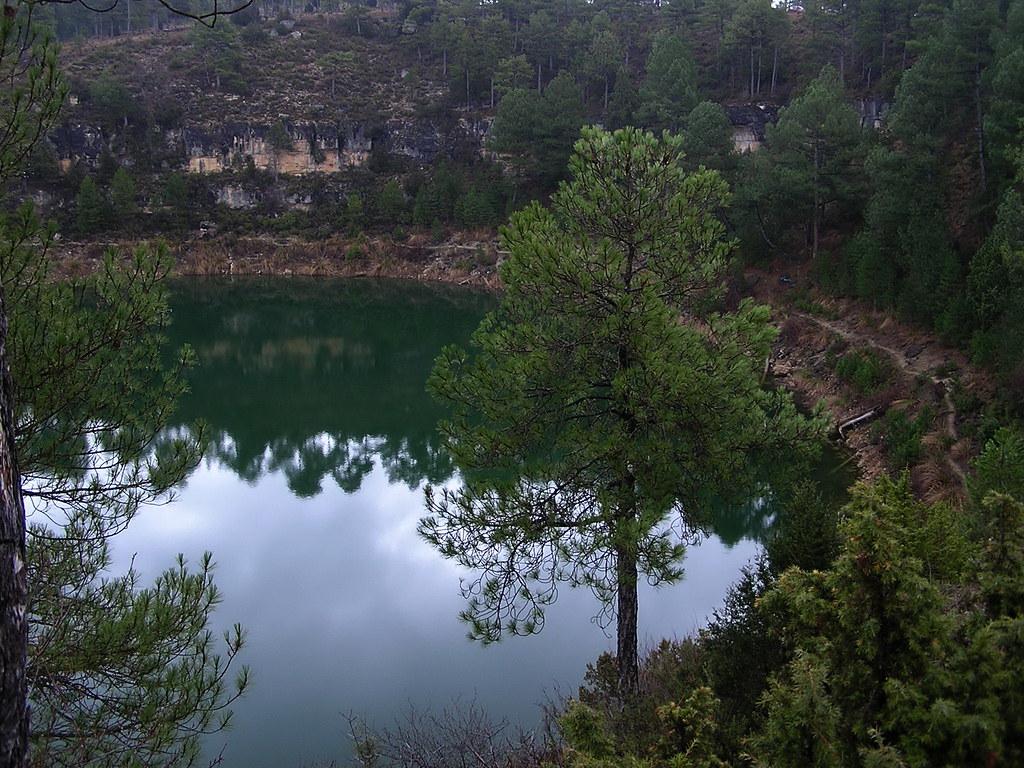 Lagunas de Cañada del Hoyo Cuenca 05