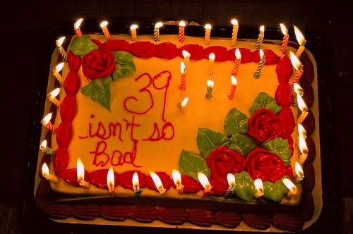 Happy Birthday New Cake