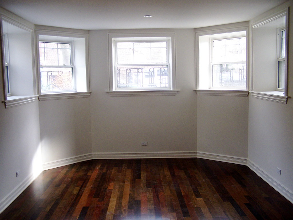 Empty Dining Room My Dream Is To Surround This Room