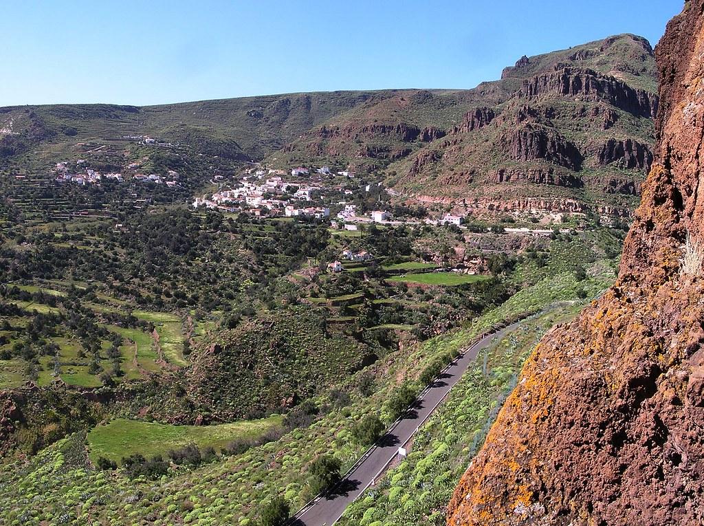 Temisas panoramica Isla de Gran Canaria 22