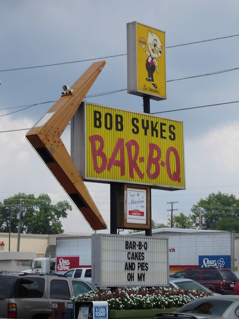 Bob Sykes Bar-B-Q in Bessemer, AL