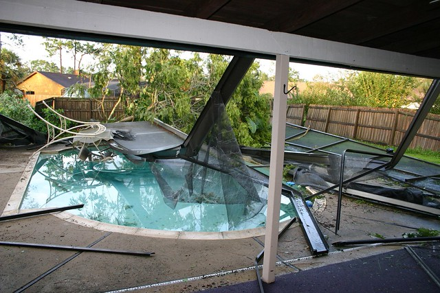 Hurricane Charley Damage Just Went Downhill After 2nd
