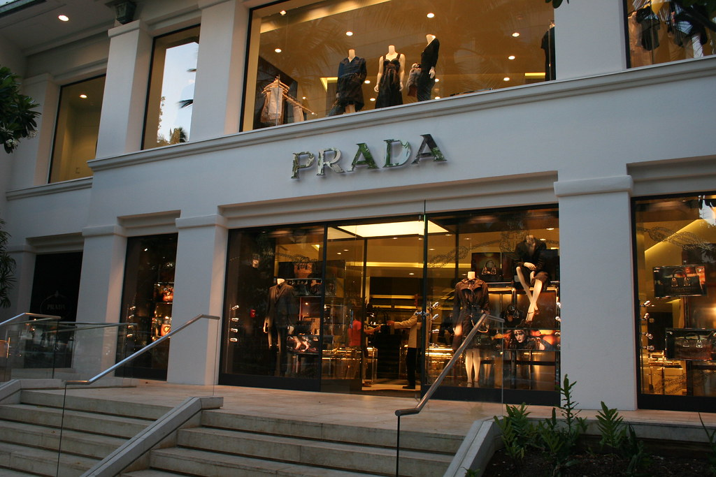 Prada Store In Honolulu Hawaii Just In Case Anyone