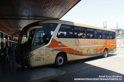 Queilen Bus - Ancud - Marcopolo Viaggio 1050 / Mercedes Benz (DLRB98)