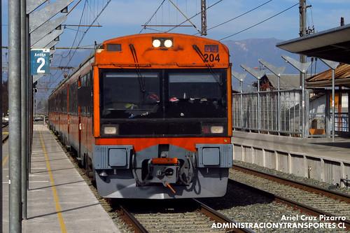 Metrotren - UT440R-204 - Buin