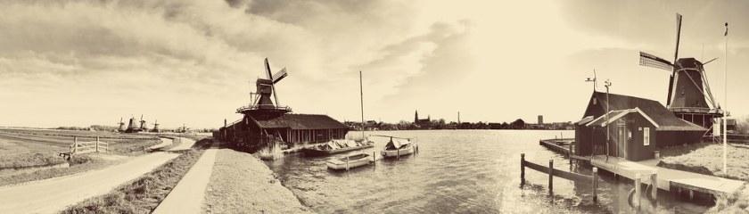 #zaans #schans #near #amsterdam