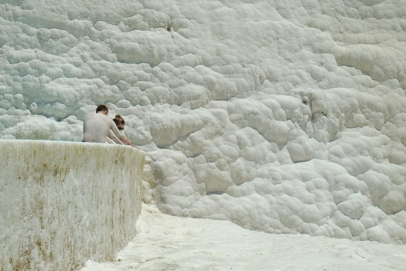 Pamukkale 6 - Travertine 6