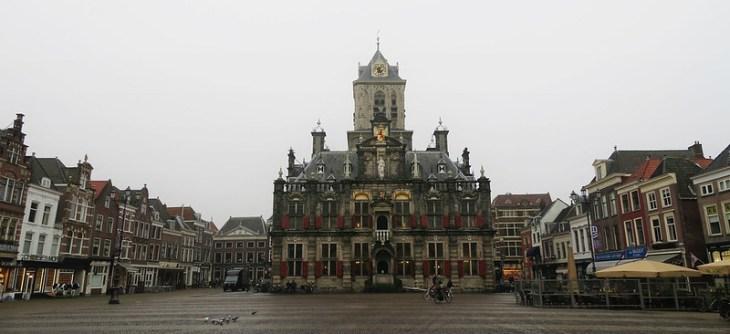 Delft and around