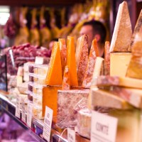 Just Too Cheesy: Europe's Best Destinations for Cheese Lovers (Going Places)