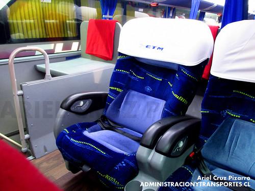Buses ETM - Cama Premium - FYWS81