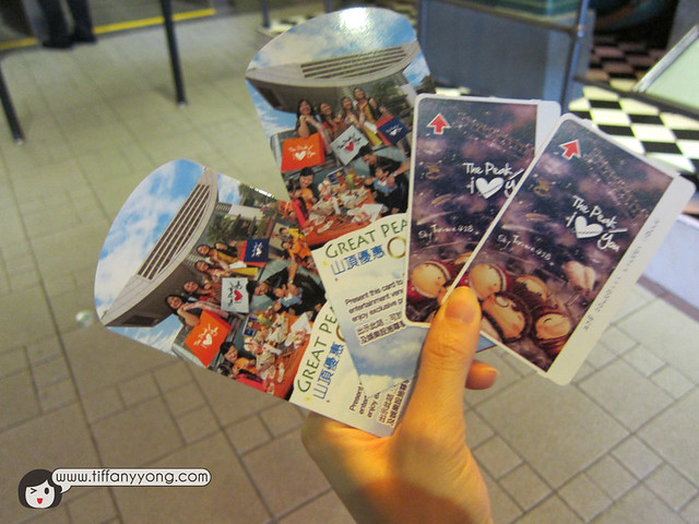 Hong Kong the Victoria Peak Tickets