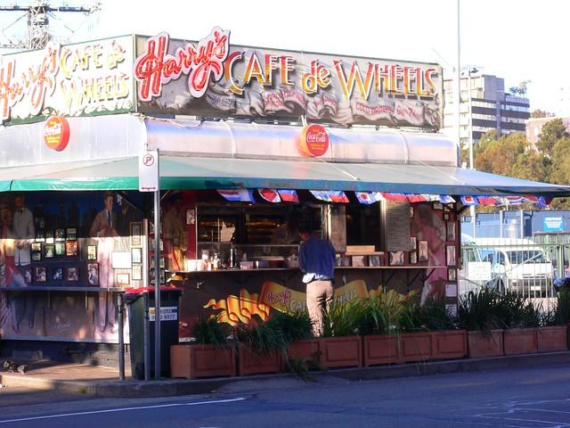 Harry's | The famous Harry's Cafe de Wheels. | Howard ...