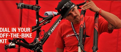 Specialized Bicycles lifestyle marketing