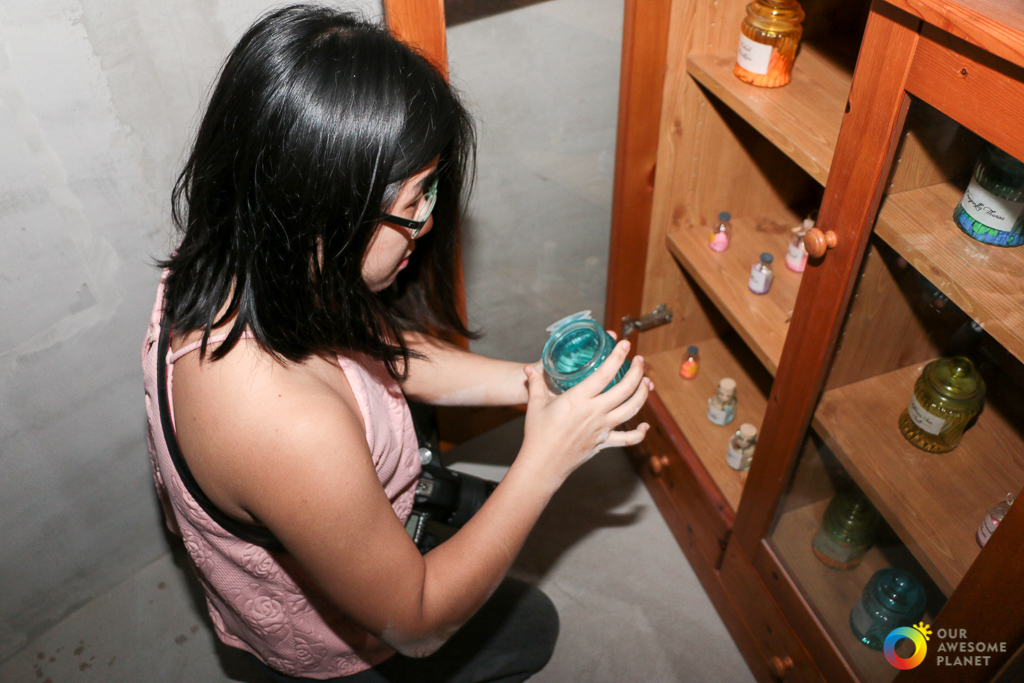 Sorcerer's Stone: Mystery Manila