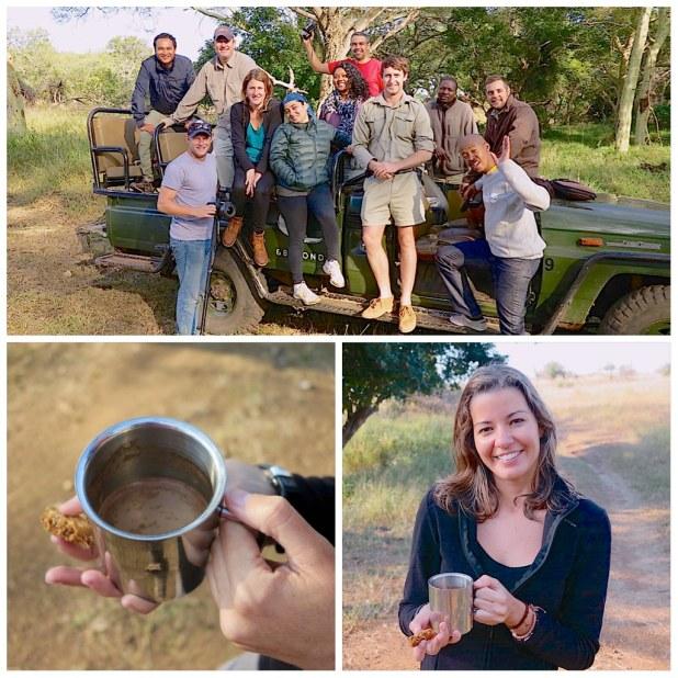 Phinda Safari en Sudafrica