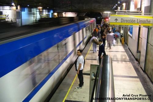 Metro Valparaíso - Viña del Mar - Alstom Xtrapolis 100 XT06