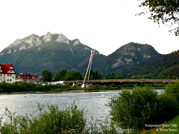The Bridge over the Dunajec River