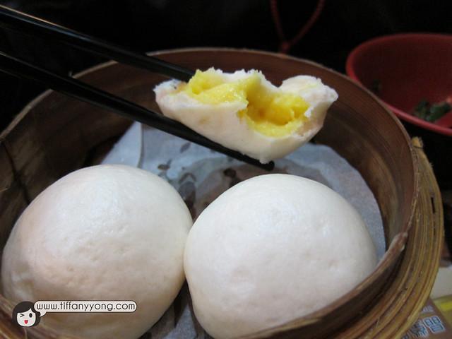 Tim Ho Wan Custard Bun