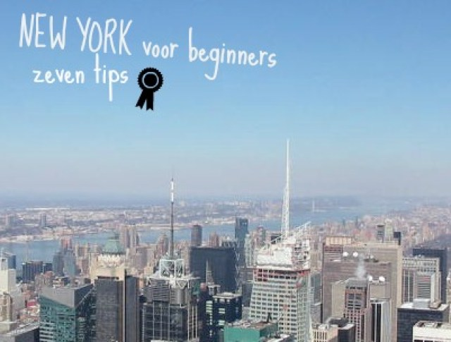 New York voor beginners