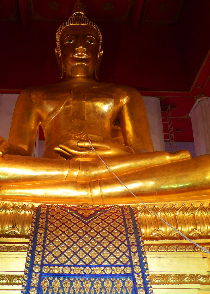 Thaïlande - Ayutthaya - 104 - Vihara Phra Mongkhon Bophit