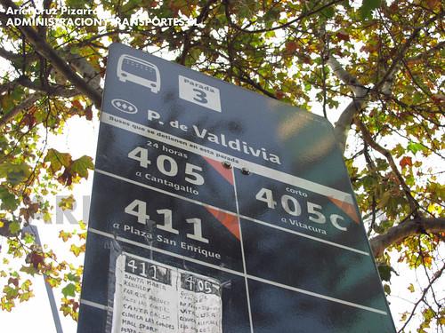 PC23 - Paradero Transantiago - Providencia
