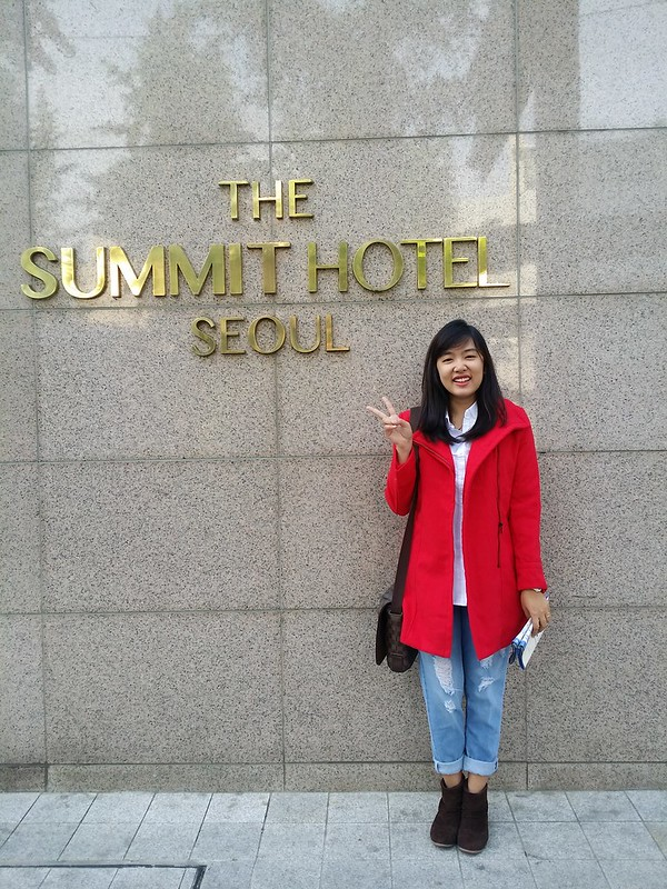 Korea day 1