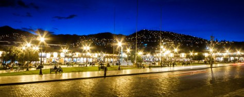 Cusco Nightscape