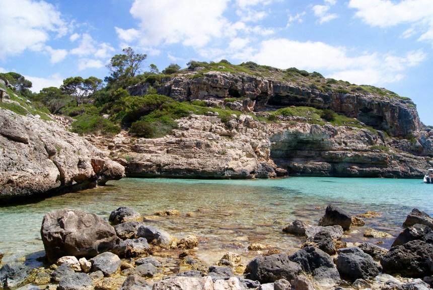 Excursión a Caló des Marmols.