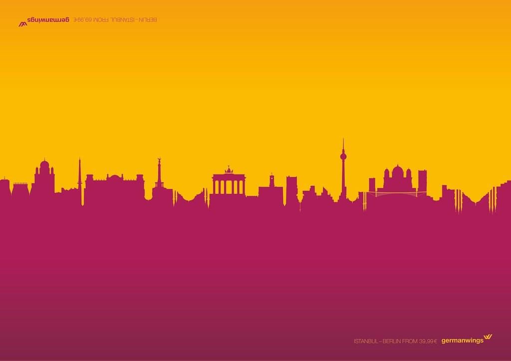 Germanwings - Berlistanbul