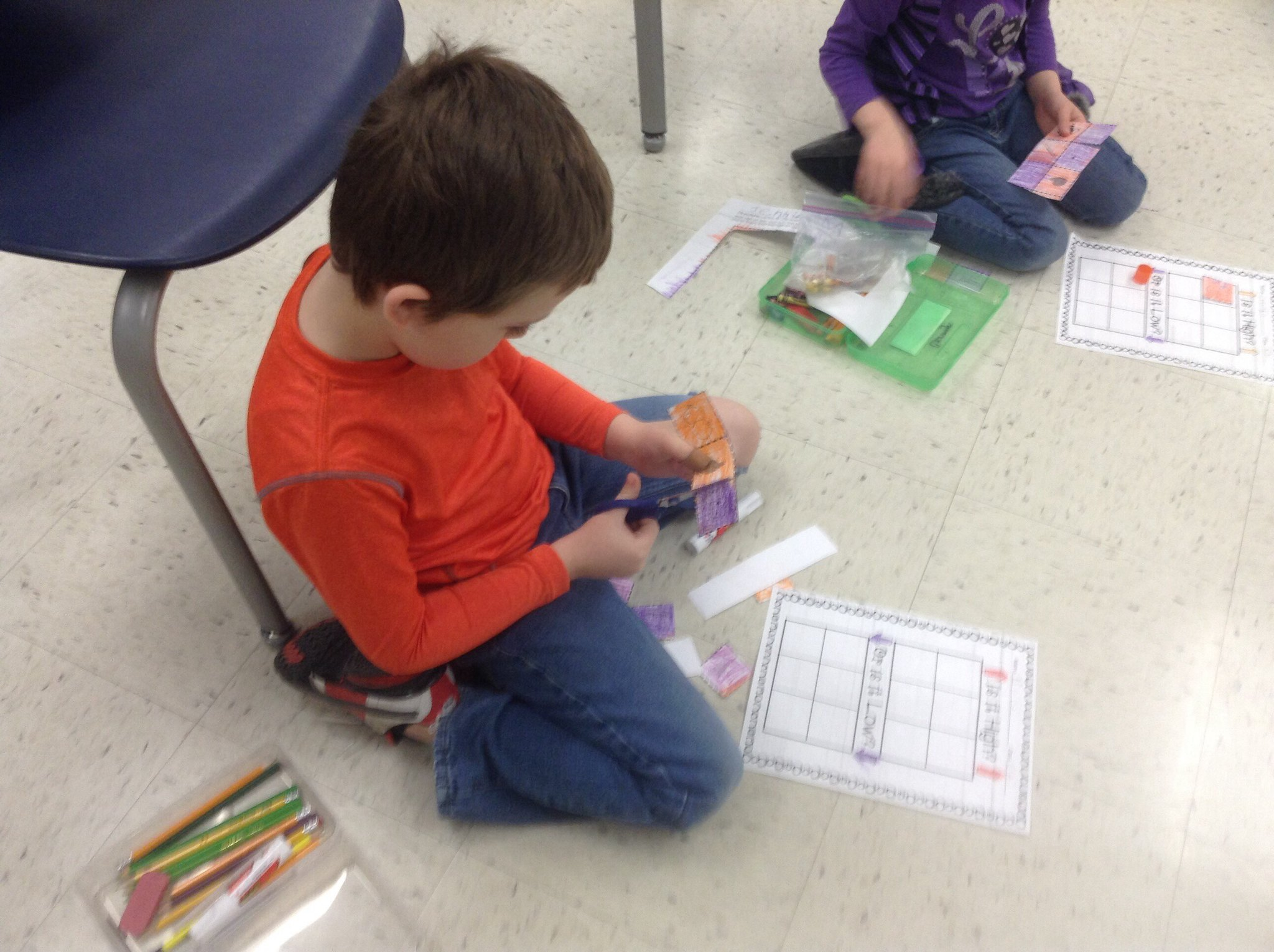 Making Music Memories High And Low Worksheet Activity