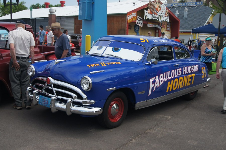 1953 chevrolet cars » 1951 Hudson Hornet  Doc Hudson    From Wikipedia  the free e      Flickr     1951 Hudson Hornet  Doc Hudson    by DVS1mn