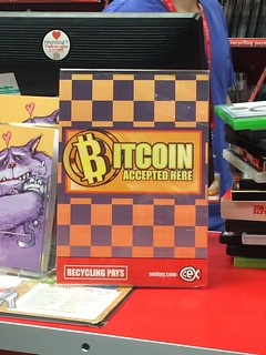 Bitcoin in Swindon