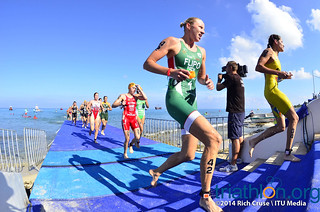 Copa Triatlón ITU Cozumel 2014