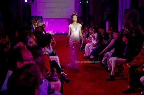 Jaime Elyse Collection in 1st Cannes Fashion Festival 2015