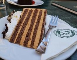 Caramel Cake Budapest